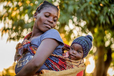 Mother-to-child transmission of HIV